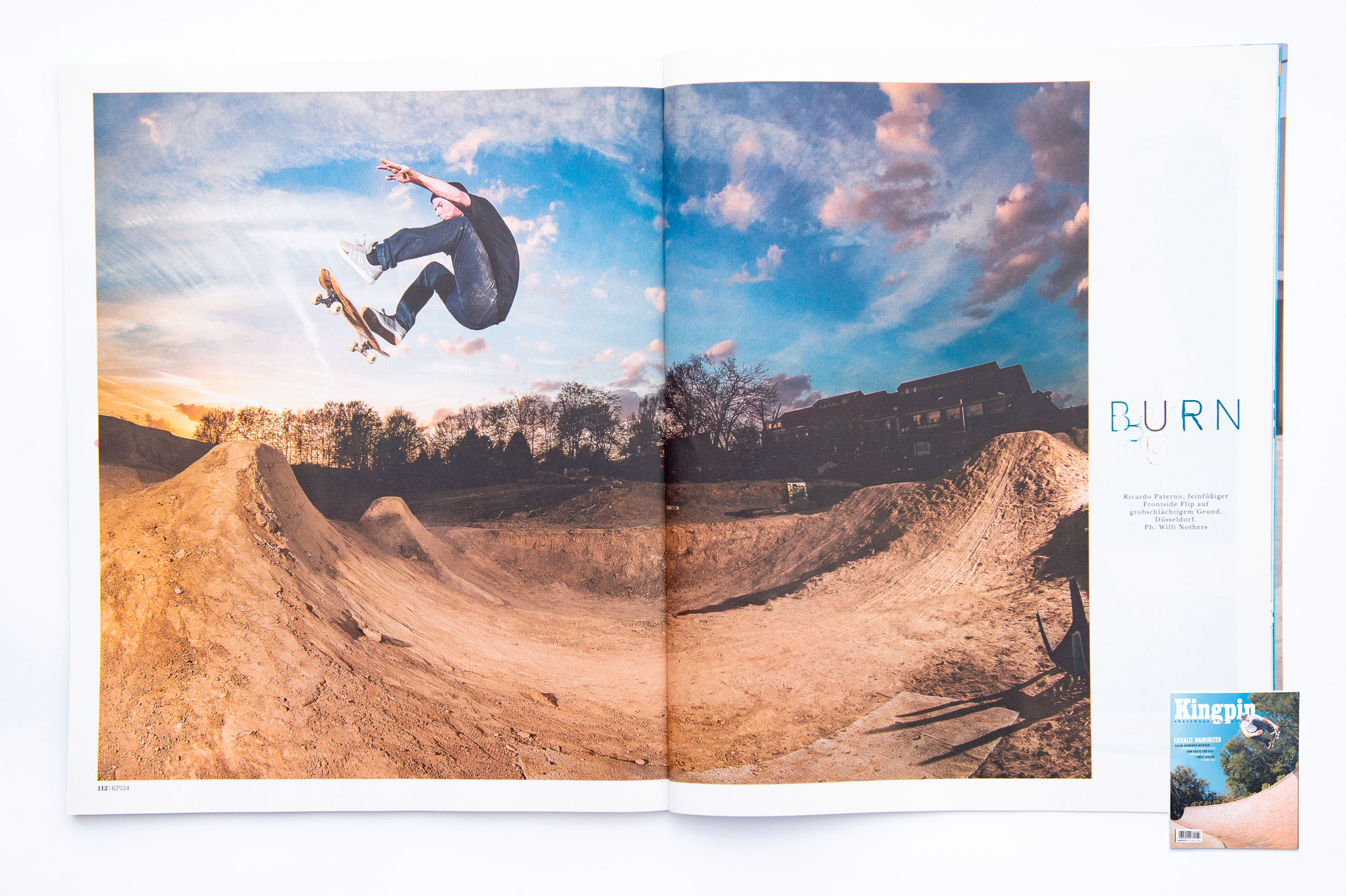 Reference, Ricardo Paterno, Free Skatemag, Willi Nothers