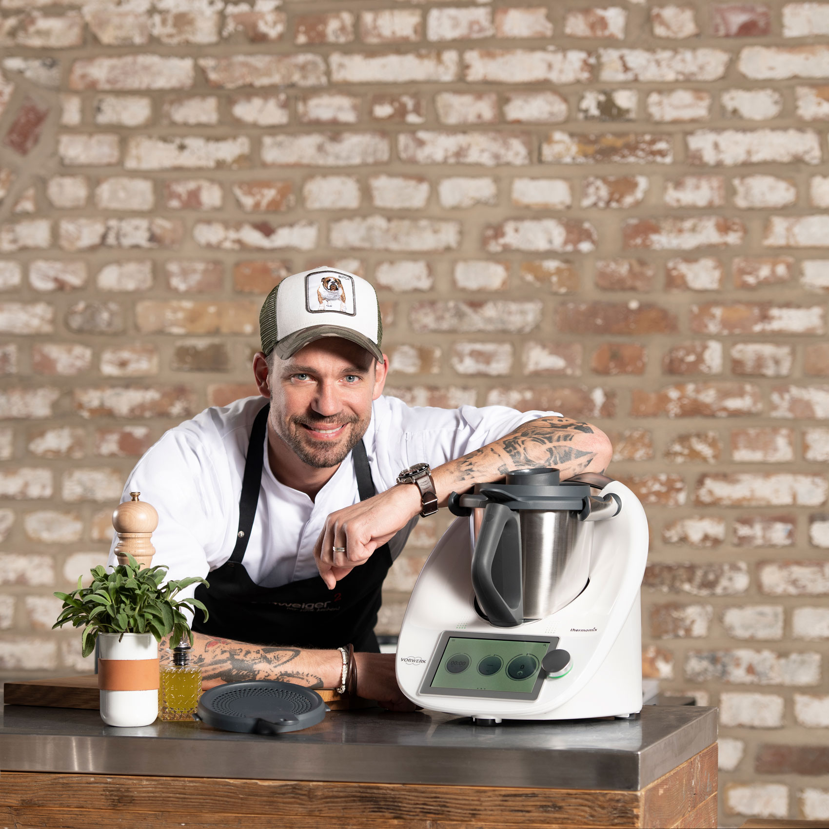 Andi Schweiger, Vorwerk, Thermomix, TM6, Editorial, Nothers