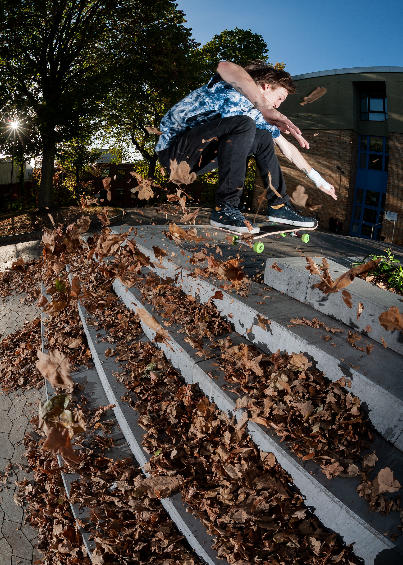 Andre Gerlich, Skatefoto, Willi Nothers Editorial