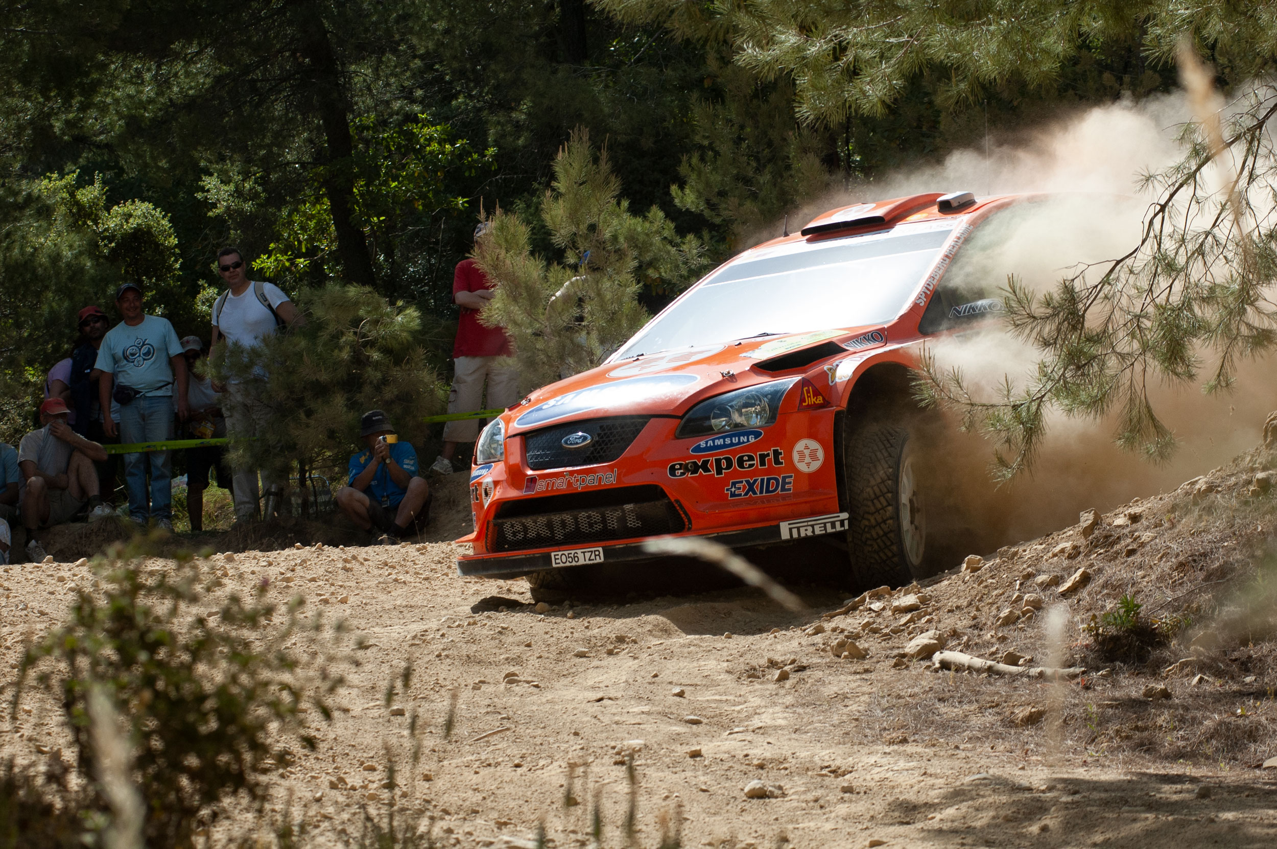 WRC, Rally Acropolis, Fotoreportage, Willi Nothers