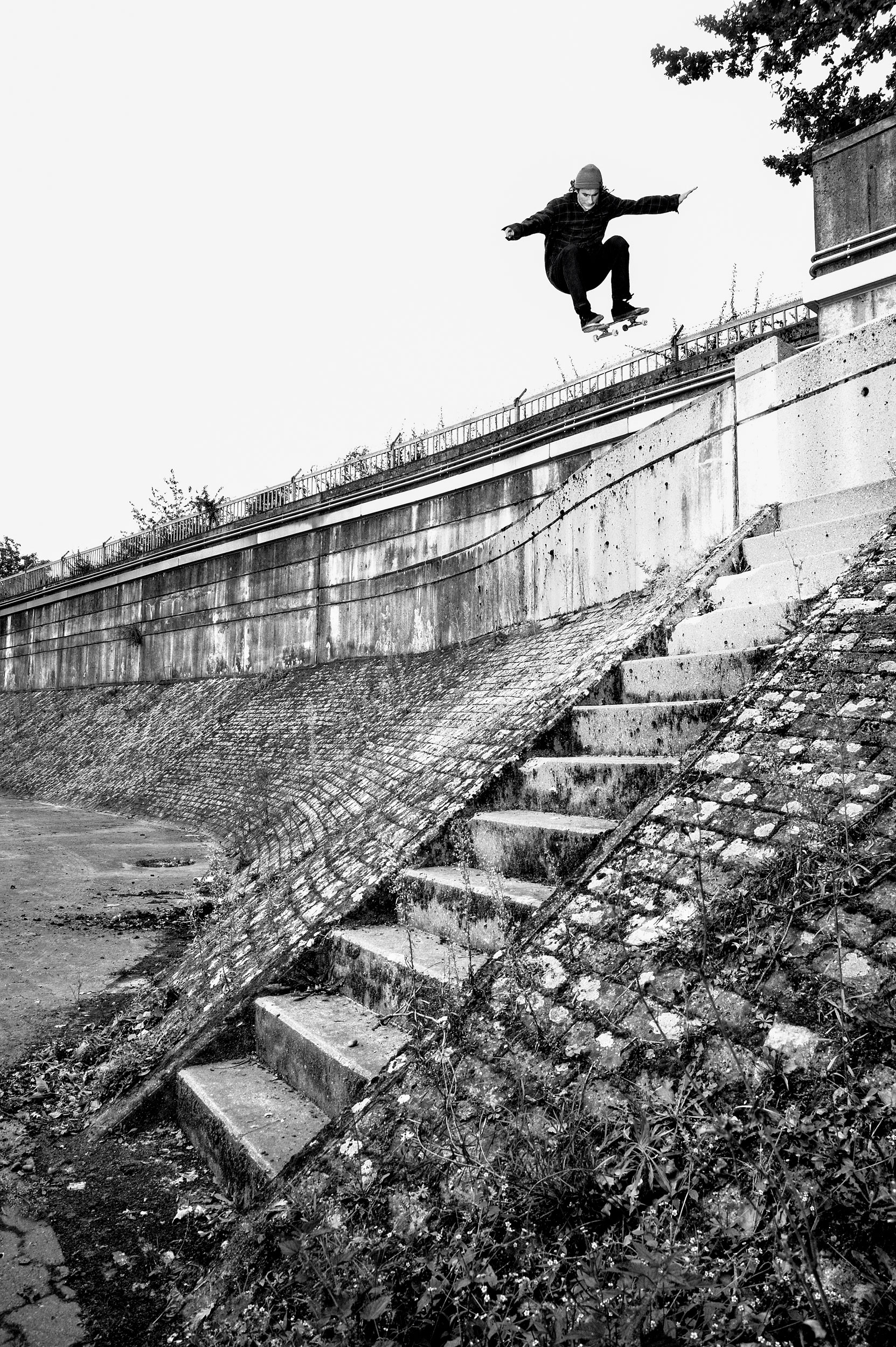 Tom Derichs, Olli, Editorial, Willi Nothers, Carhartt, Vans,