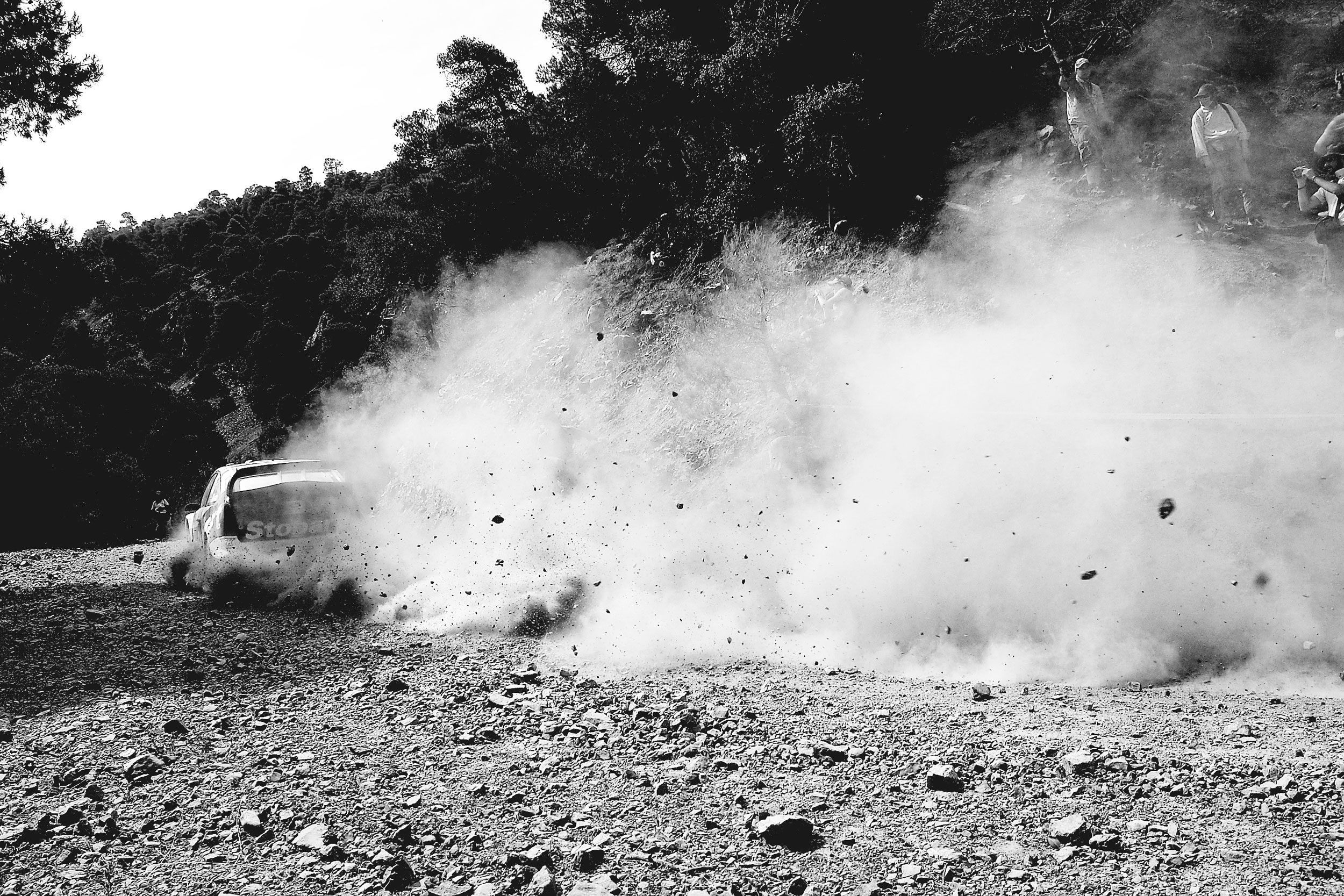 Rally Acropolis, GG Galli, Ford WRC, Editorial, Reportage, Willi Nothers