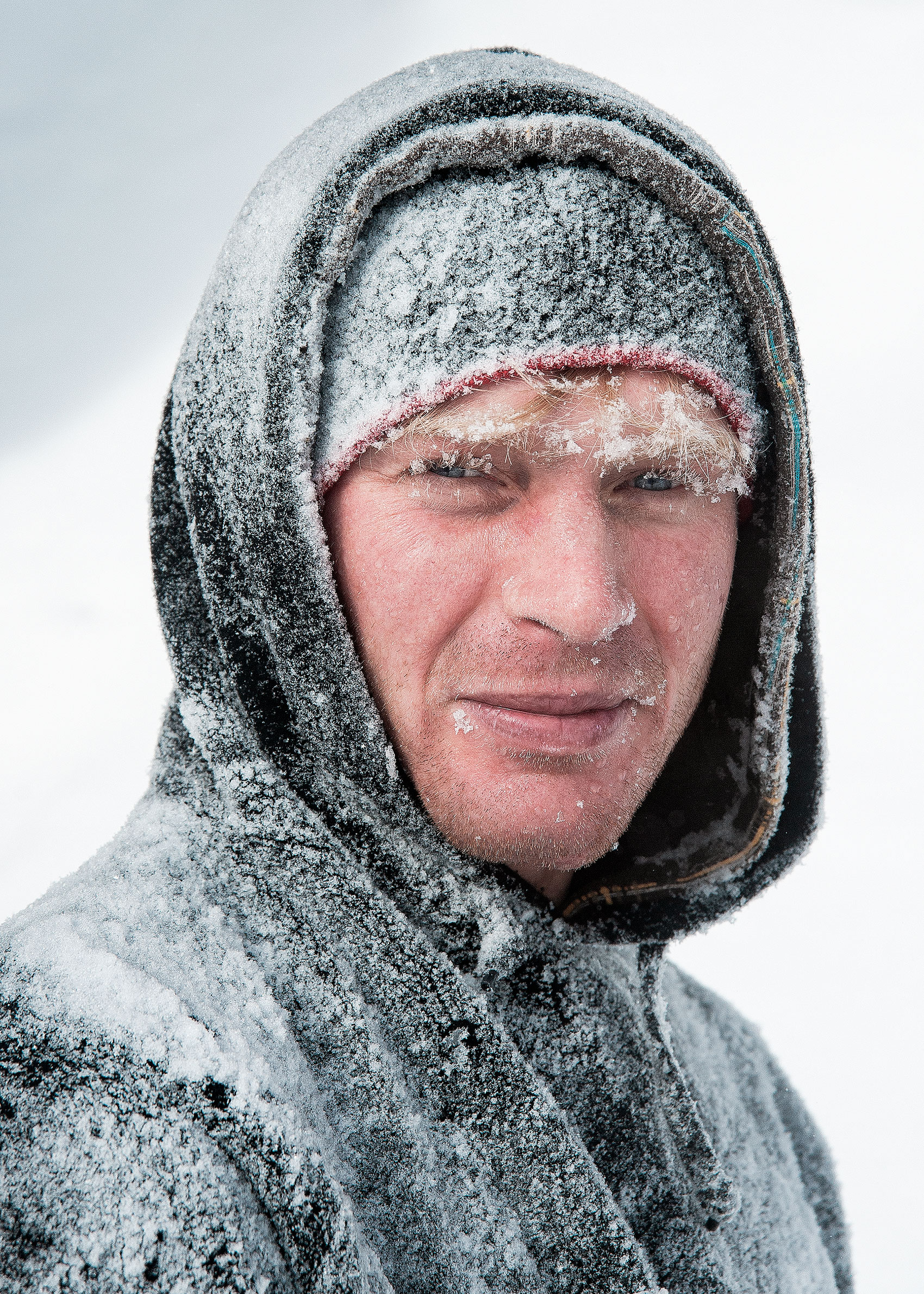 Gerry Schlegel, Surfer, Portraitfoto, SaasFee, Willi Nothers