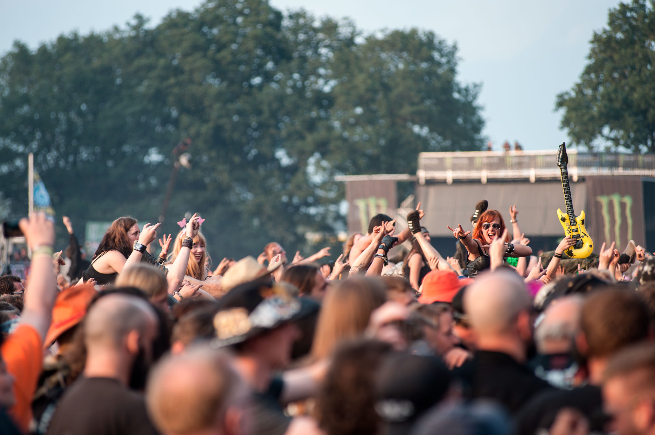 25th Wacken, Reportage, Musikfestival, Monster Energy, Reportagefoto,