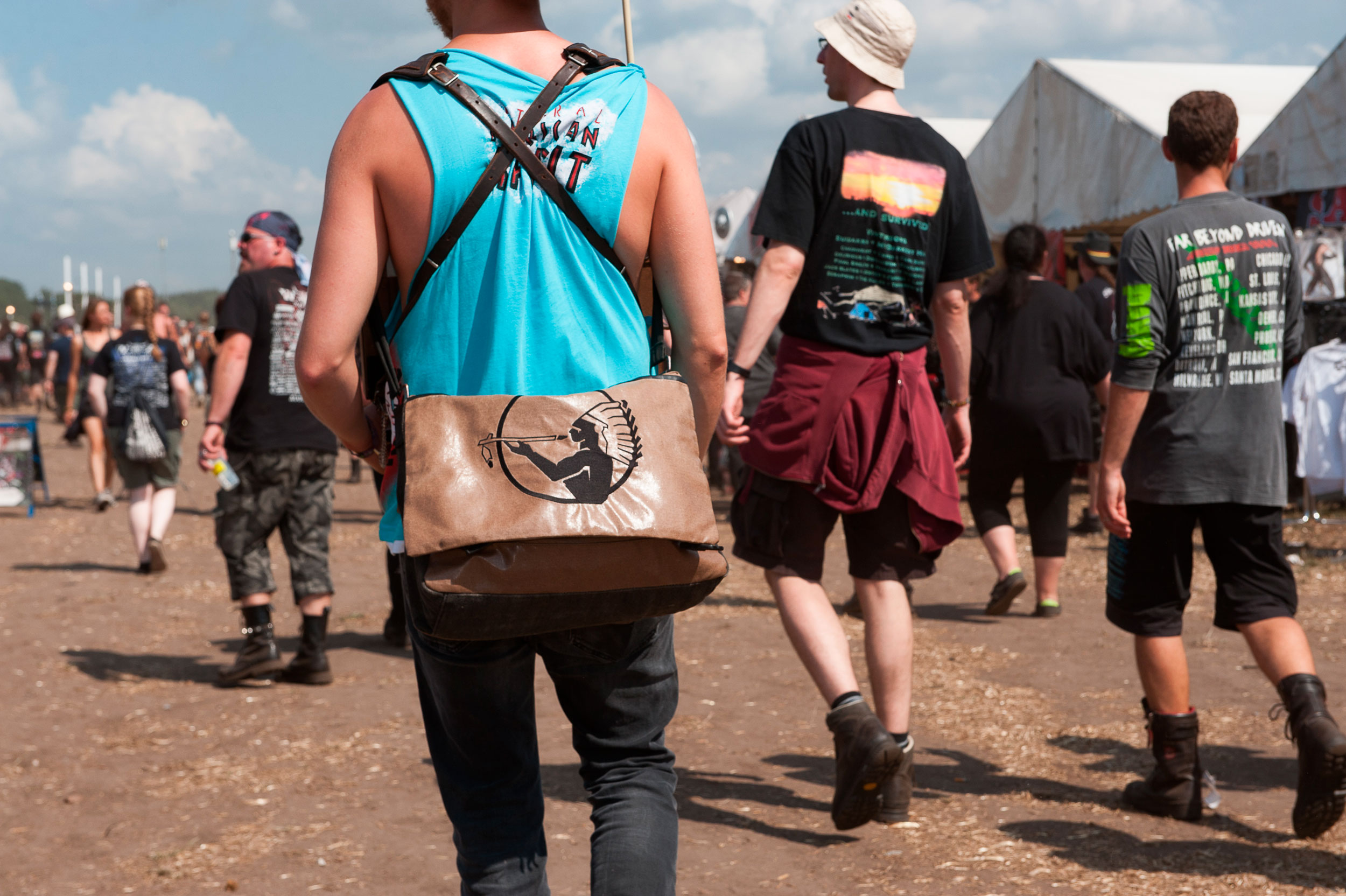 American Spirit, Wacken, Musikfestival, Reportagefoto, The Sponsor People,