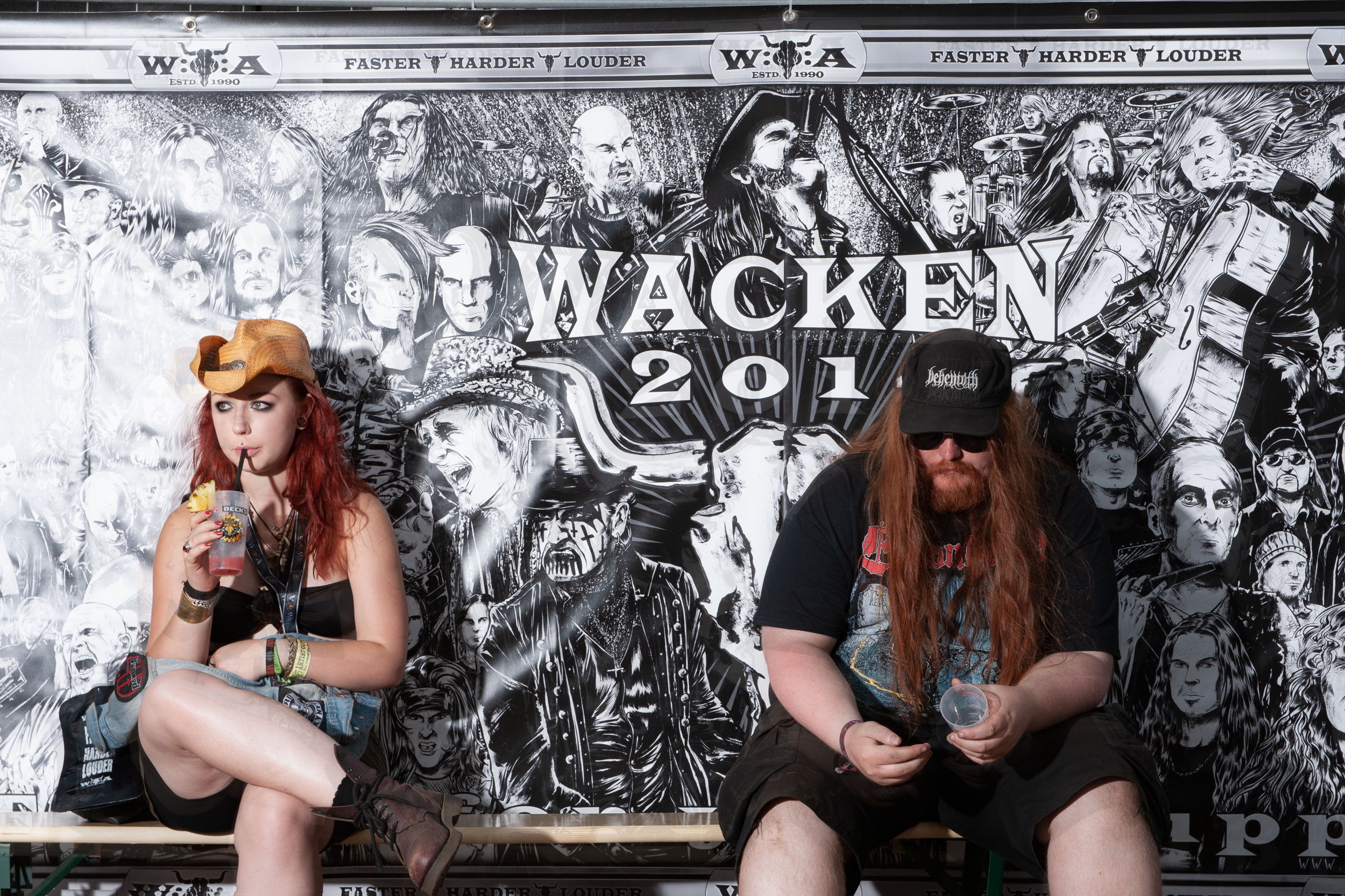 25th Wacken Festival, Editorial, Fotoreportage, Willi Nother